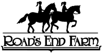 Road's End Farm Logo