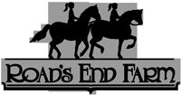 Road's End Farm Logo